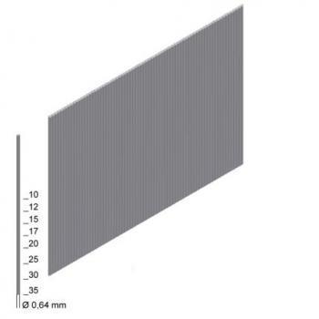 Микрошпилька тип P6 0,64мм