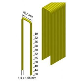 Скоба каркасна (столярна) Prebena тип LM-30 ширина 10.7мм (3,6 тис. Шт.)